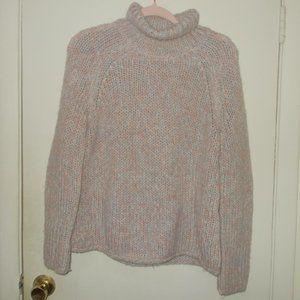Lou & Grey Turtleneck Sweater Size Small